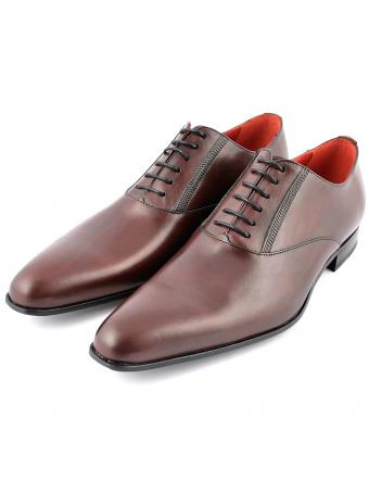 chaussure-de-ville-brosnam-cuir-bordeaux-1