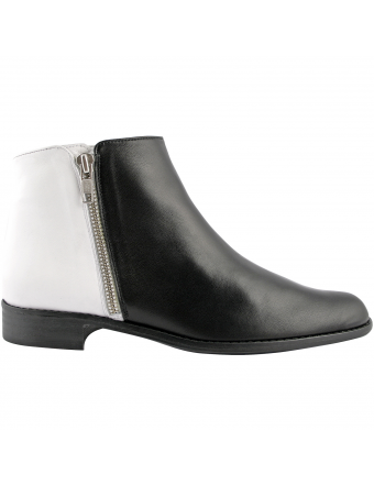 bottines-femme-cuir-noir-blanc-dylan-1