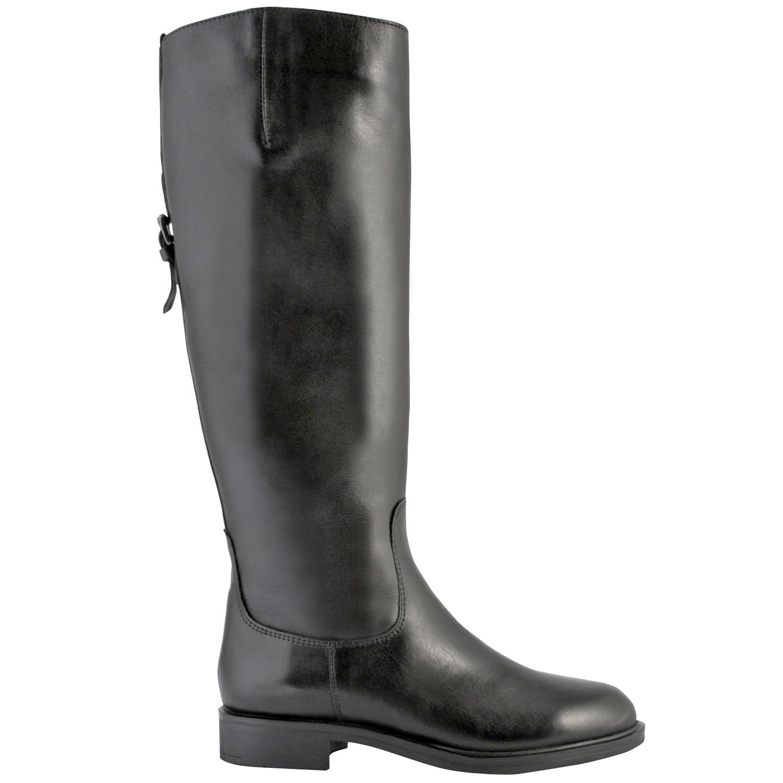 bottes,femme,cuir,noir,brittany,1. Loading zoom