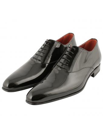 chaussure-de-ville-homme-brosnam-vernis-noir-1