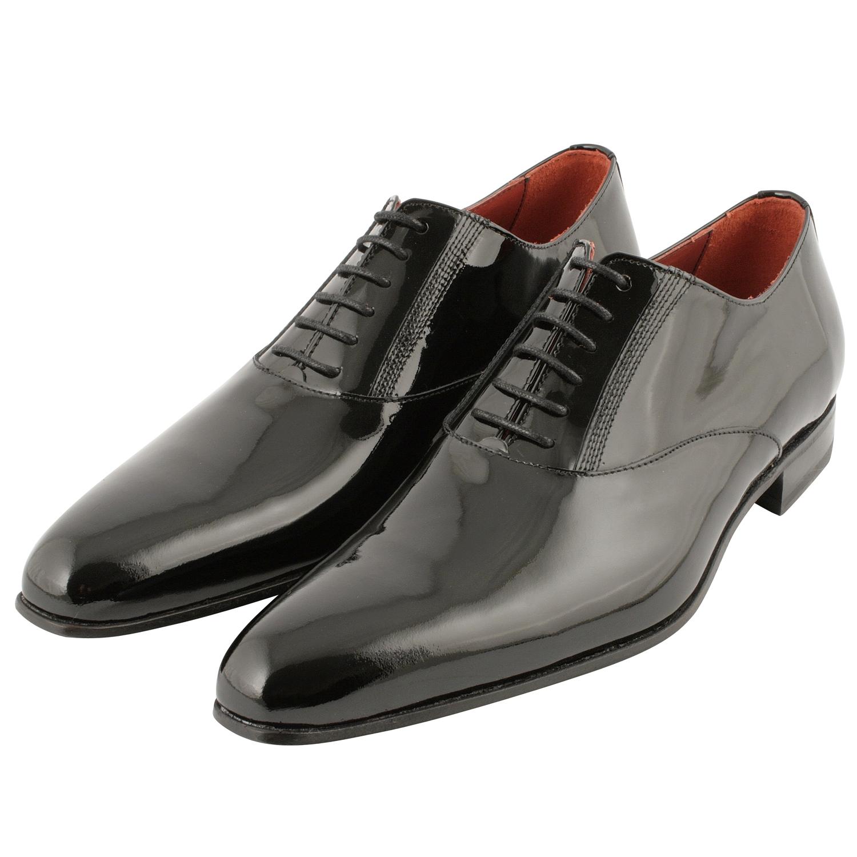 chaussure homme mode brosnam en cuir vernis noir exclusif. Black Bedroom Furniture Sets. Home Design Ideas