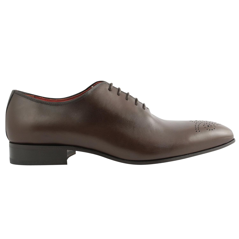 a7041bf53878be Exclusif Paris Richelieus Travis Noir - Chaussures Richelieu Homme GH8HUA1Z  - destrainspourtous.fr