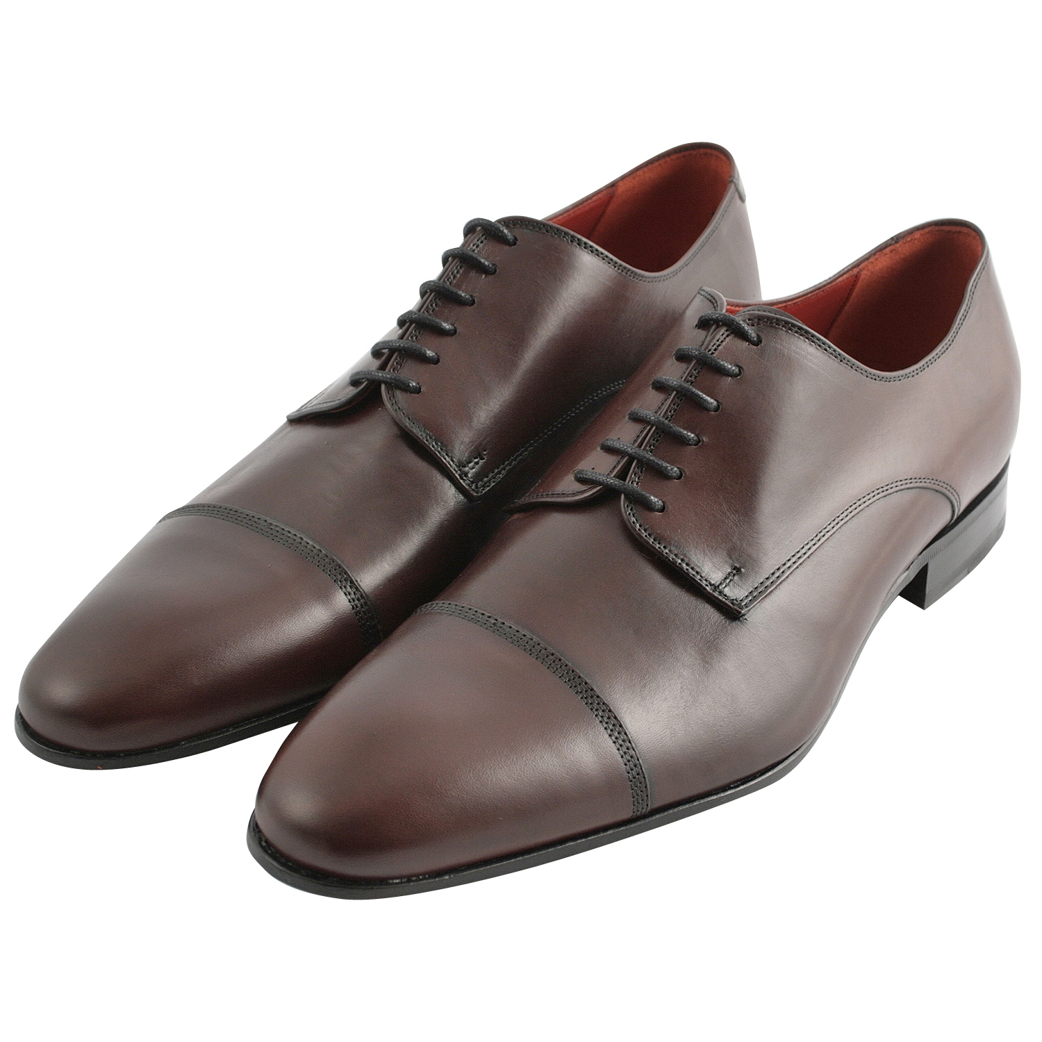 Bruno Paris Cuir Exclusif En Derbies w6qfYnERx