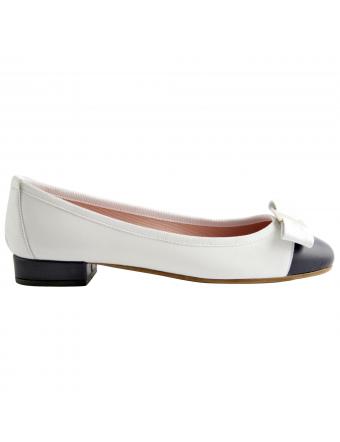 chaussures-plates-cuir-blanc-marine-lisa-1