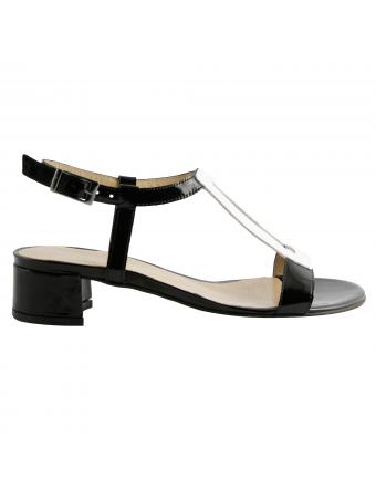 sandales-femme-vernis-noir-blanc-connie-1