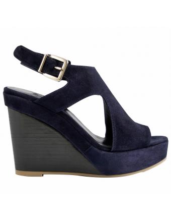 chaussures-compensees-femme-cuir-marine-blush-1
