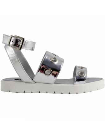 sandales-femme-cuir-miroir-argent-midget-1