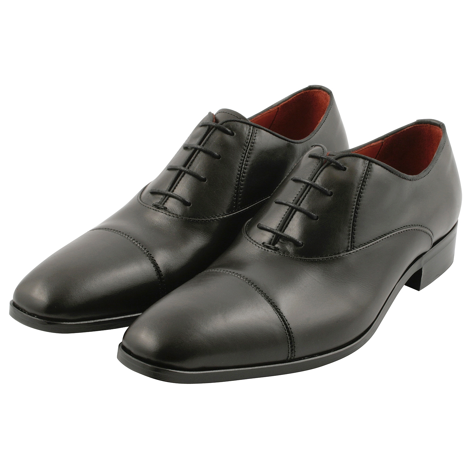 Chaussure italienne homme Fangio en cuir gris Exclusif