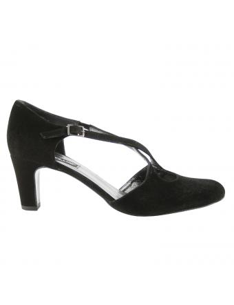 Chaussure-a-talon-nubuck-noir-line-1