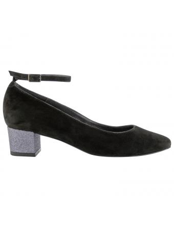 Chaussure-a-talon-nubuck-noir-louane-1