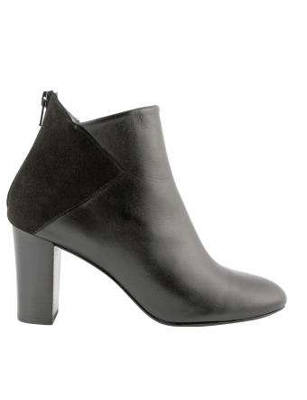 bottines-femme-cuir-nubuck-noir-isa-1