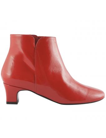 Bottine-femme-cuir-vernis-rouge-bridget-1