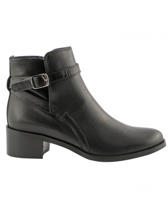 Bottine-femme-cuir-noir-croco-jump-1