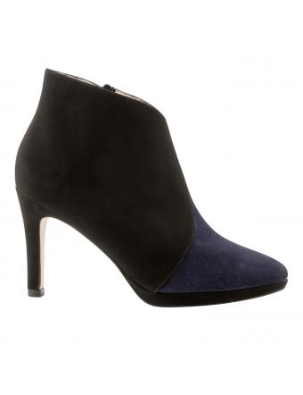 Bottines-a-talons-femme-nubuck-noir-bleu-gladys-1