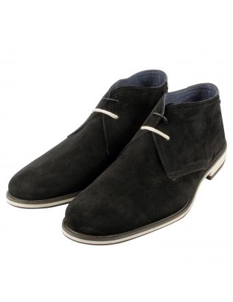 Chaussure-montante-homme-nubuck-noir-jeff-1