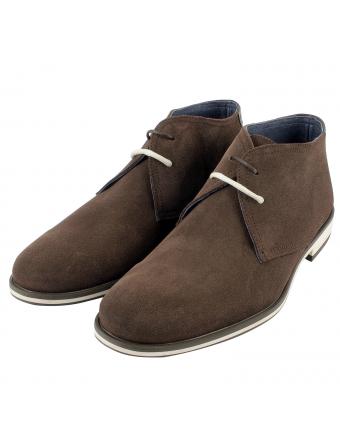 Chaussure-montante-homme-nubuck-marron-jeff-1