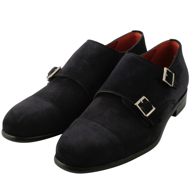 Chaussures-hommes-luxe-nubuck-marine-lewis-1