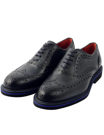 Chaussures-hommes-cuir-marine-oliver-1