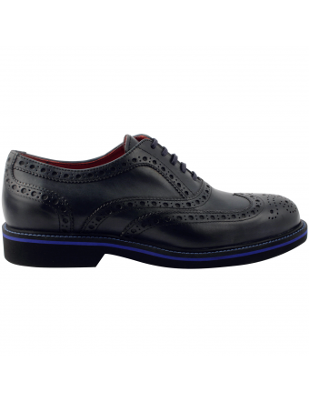 Chaussures-hommes-cuir-marine-oliver-4