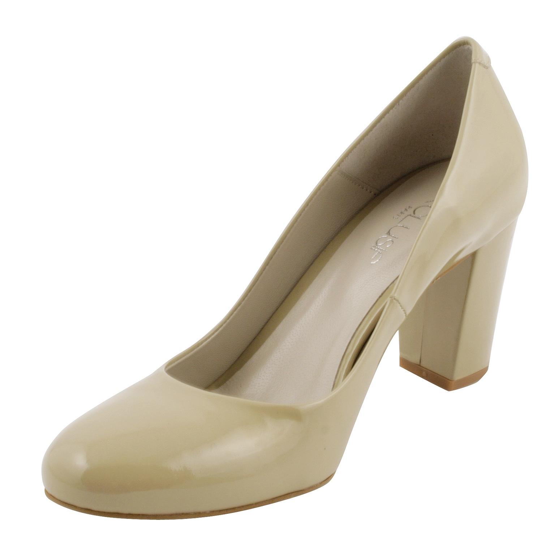 Exclusif Paris Volga - Escarpins en cuir - beige Clarks Originals Chaussures de Ville à Lacets Pour Homme Marron Marron - Marron - Marron FSCHOOLY Womens Shoes Printemps Été Sandales Talon Confort Pour Un Gris Noir 2vDz9ypRP