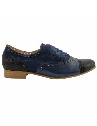 Chaussures-derbies-femme-cuir-bleu-vegga-1