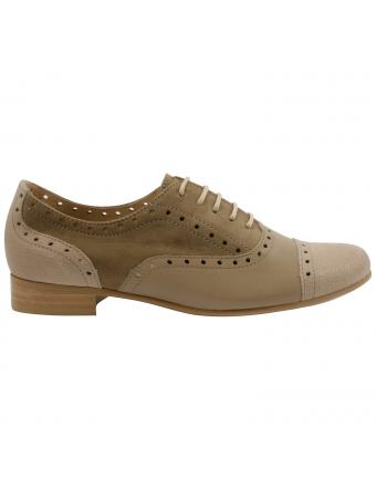 Chaussures-derbies-femme-cuir-taupe-vegga-1