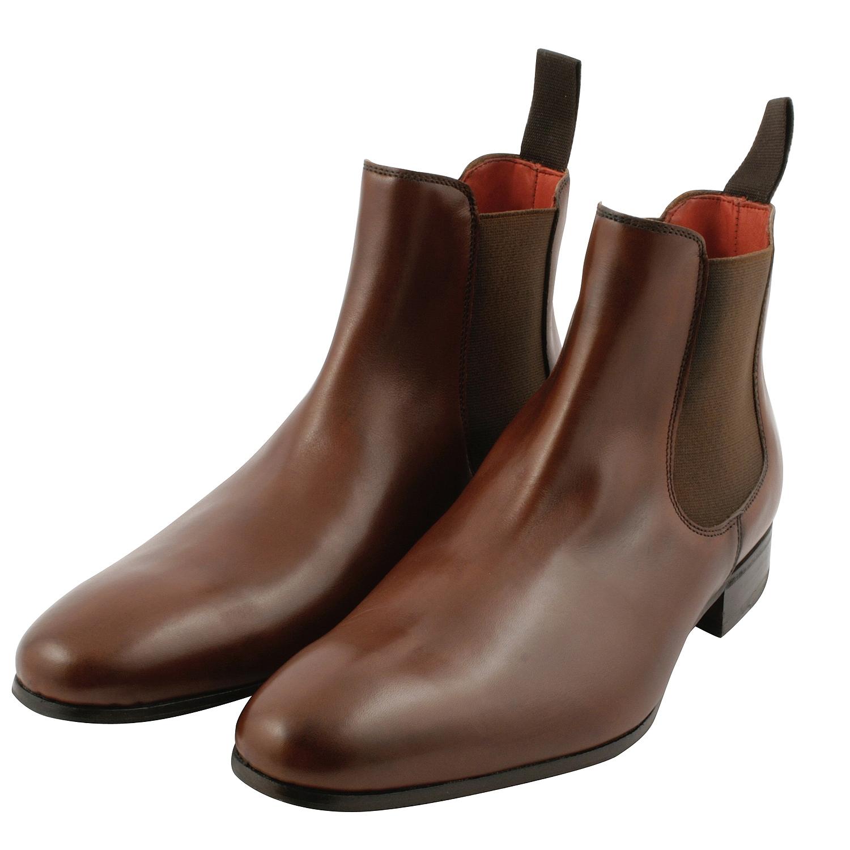 Chealsea-boots-cuir-gold-fats-1