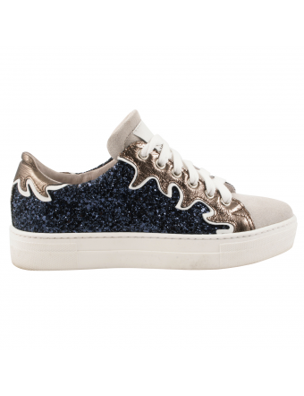 Basket-paillette-bleu-cuir-miley-1