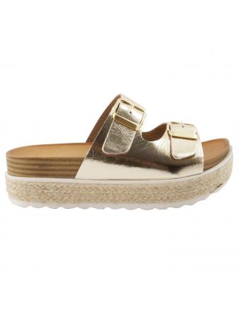 Sandales-femme-cuir-dore-circee-1