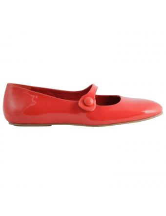 Babies-cuir-vernis-rouge-poppy-1