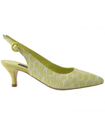Chaussure-a-talon-toile-jaune-romy-1