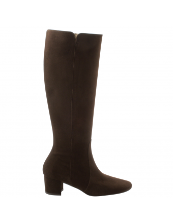 botte-a-talon-nubuck-marron-barbarella-1