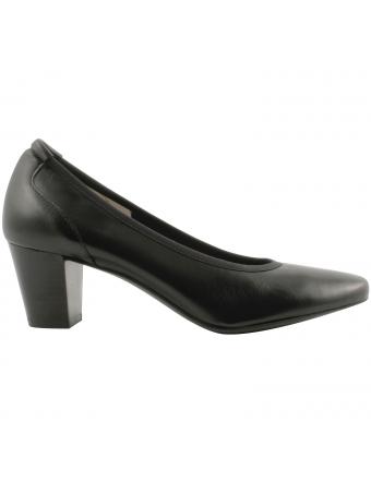 Escarpin-elastique-cuir-noir-isabella-1