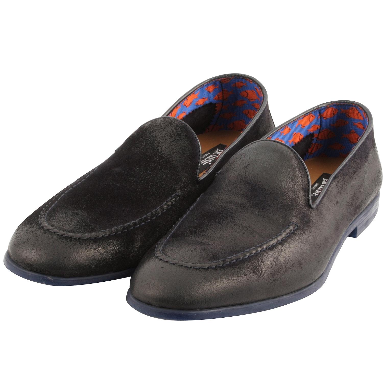 chaussure homme luxe bradley en cuir vieilli noir exclusif. Black Bedroom Furniture Sets. Home Design Ideas
