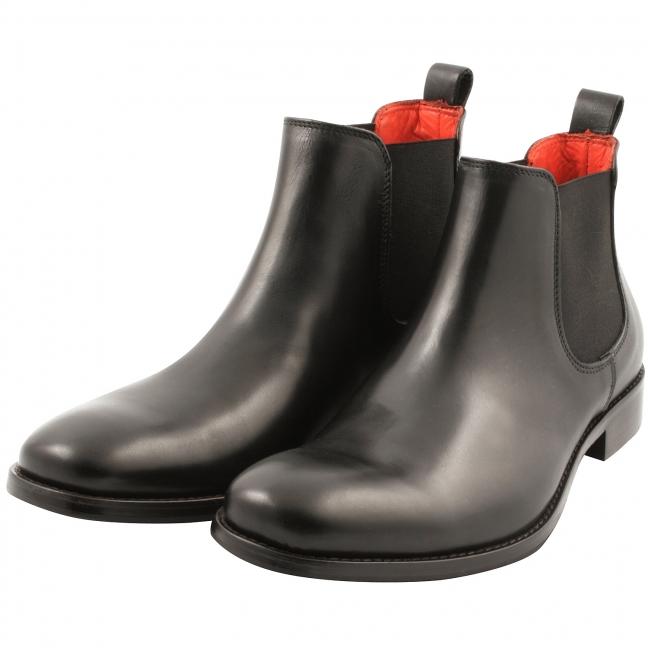 Bottine-cuir-homme-noir-brady-1