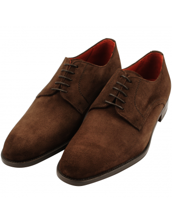 Chaussures-derbies-homme-nubuck-marron-ted-1