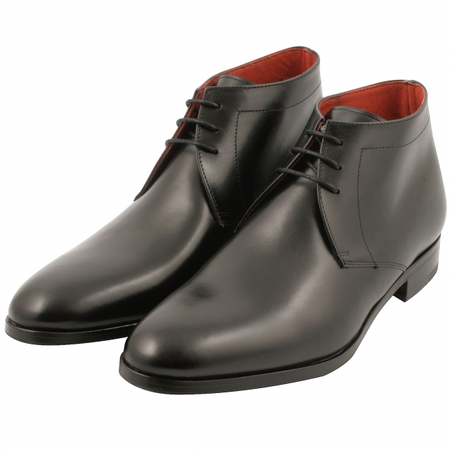 Bottines-a-lacets-homme-cuir-noir-legend-1