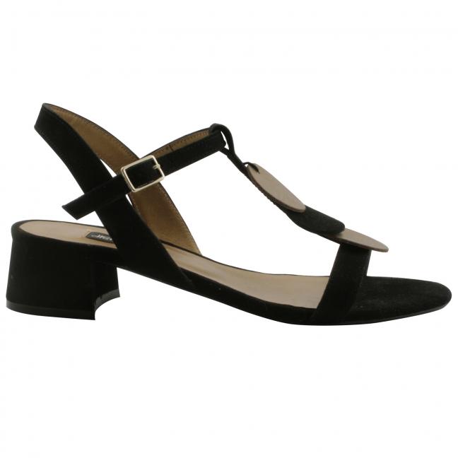 Sandales-a-talons-femme-salome-nubuck-noir-bronze