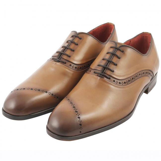 Chaussure-homme-luxe-cuir-cognac-nelson