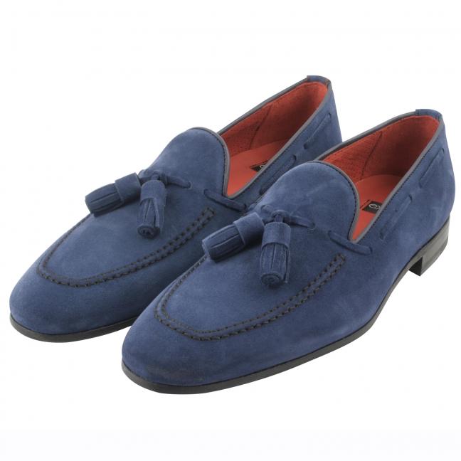 Mocassin-homme-luxe-nubuck-bleu-harry