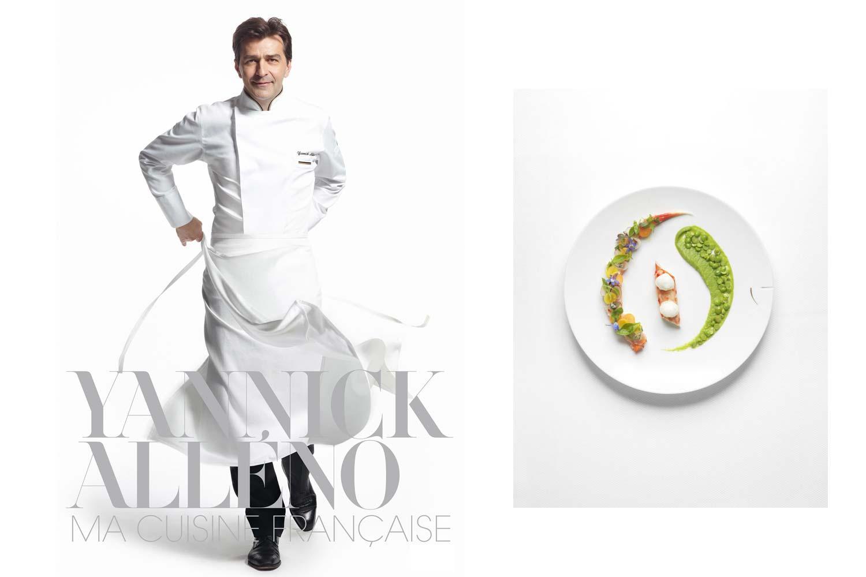 yannick alleno ma cuisine francaise