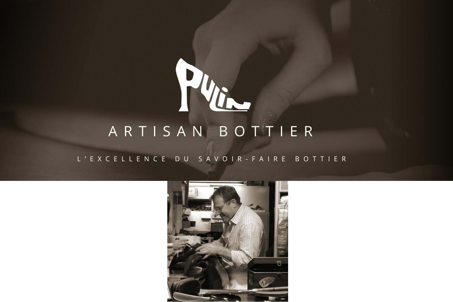 pulin artisan bottier