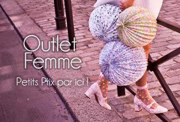 Outlet Femme chaussures Exclusif Paris en promotion