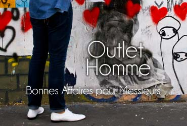 Outlet Homme chaussures Exclusif Paris en promotion